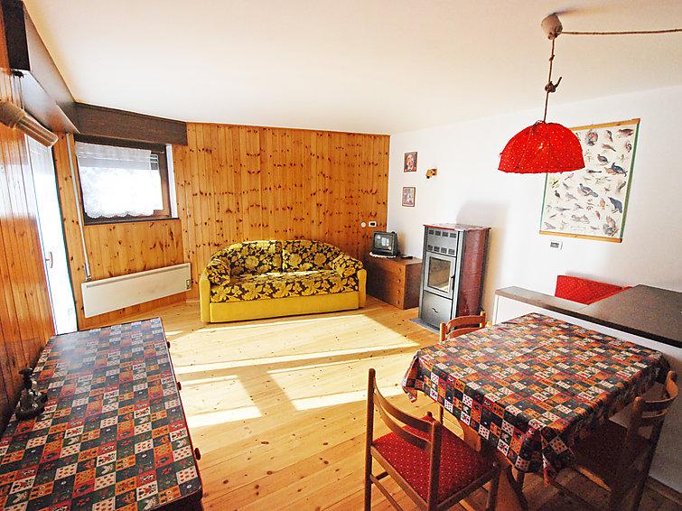 Ubytování v Itálii, Canazei
