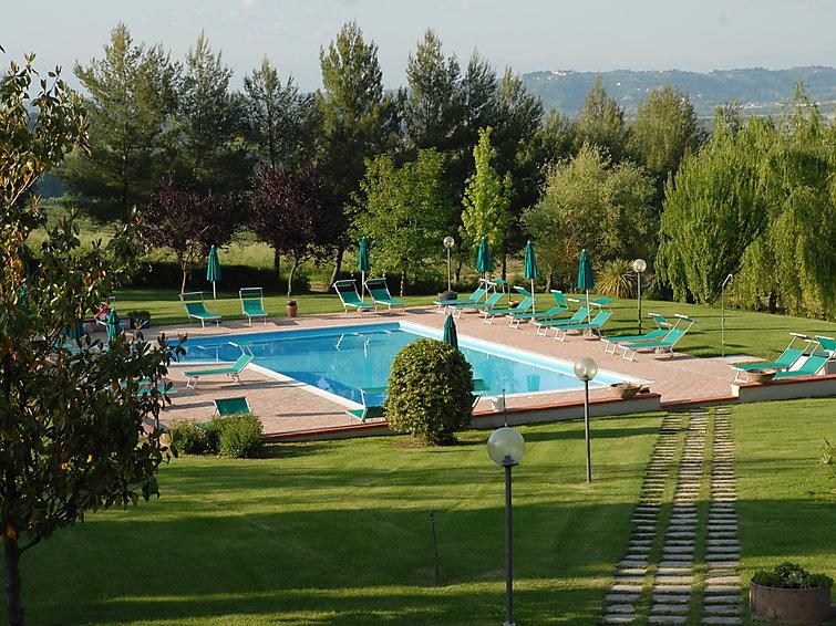 Ubytování v Itálii, Terricciola