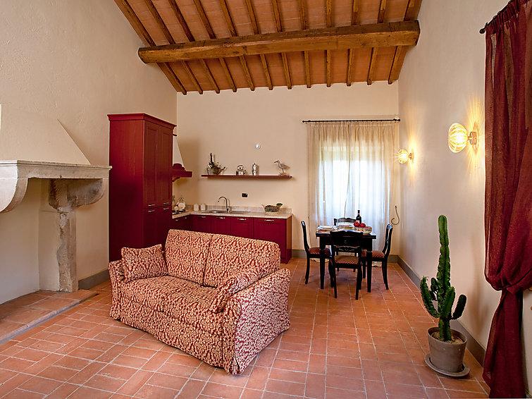 Ubytování v Itálii, San Donato in Collina