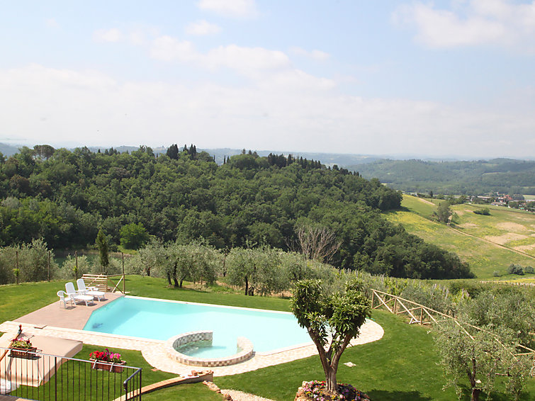 Ubytování v Itálii, Barberino Valdelsa
