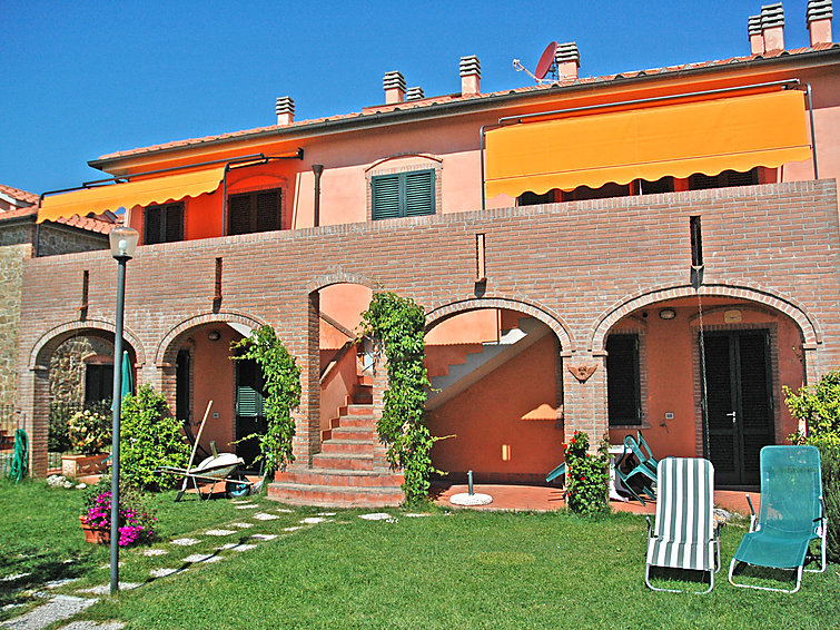 Ubytování v Itálii, Montaione