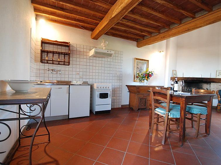 Ubytování v Itálii, Castelnuovo Berardenga