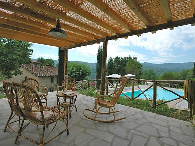 Ubytování v Itálii, Bibbiena