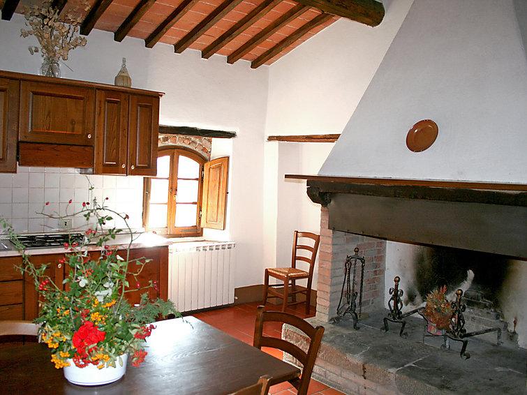 Ubytování v Itálii, Gaiole in Chianti