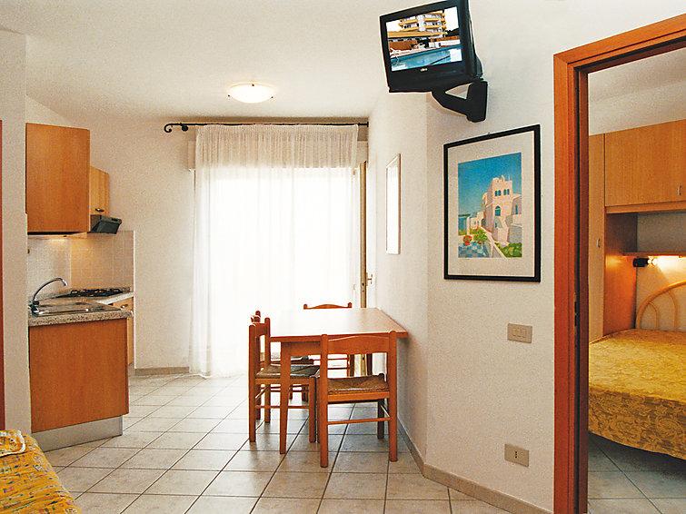 Ubytování v Itálii, Vada