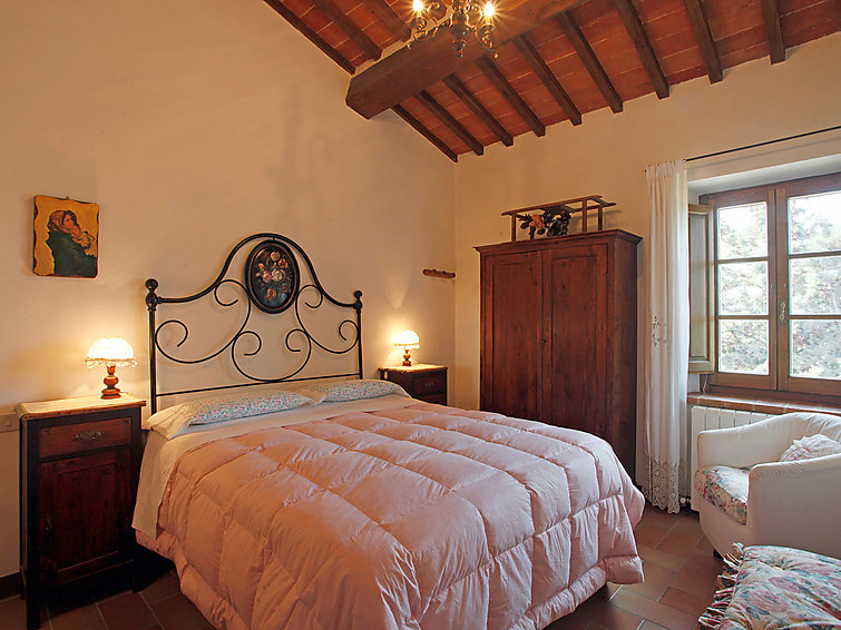 Ubytování v Itálii, Cetona