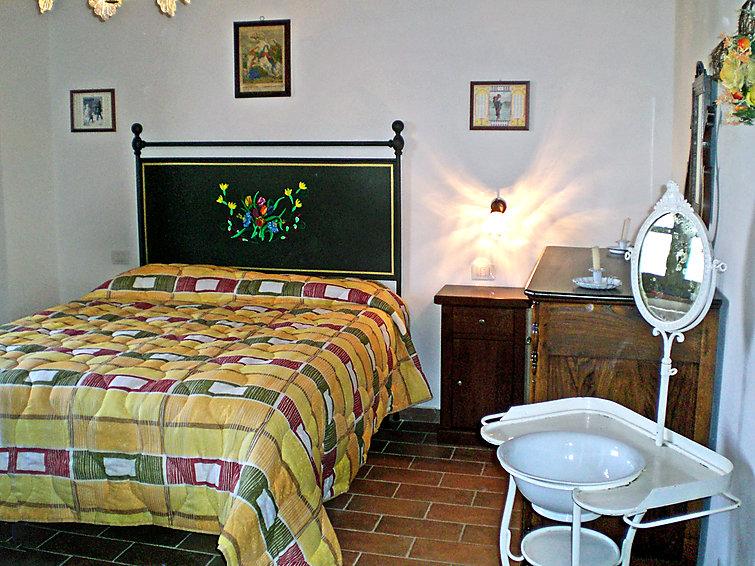 Ubytování v Itálii, San Casciano dei Bagni
