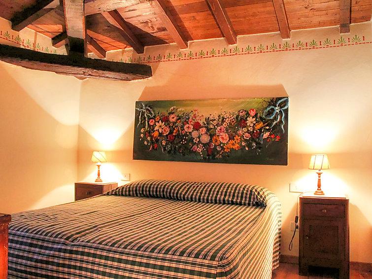 Ubytování v Itálii, Poppi/Castel San Niccolò