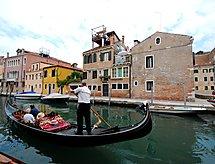 Ubytov�n� v It�lii v apartm�nu Campo San Trovaso, Venezia (It�lie, Veneto, Venezia)