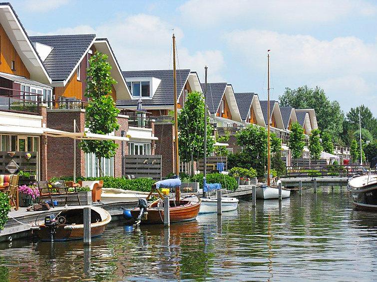 Ubytování v Nizozemí, Uitgeest