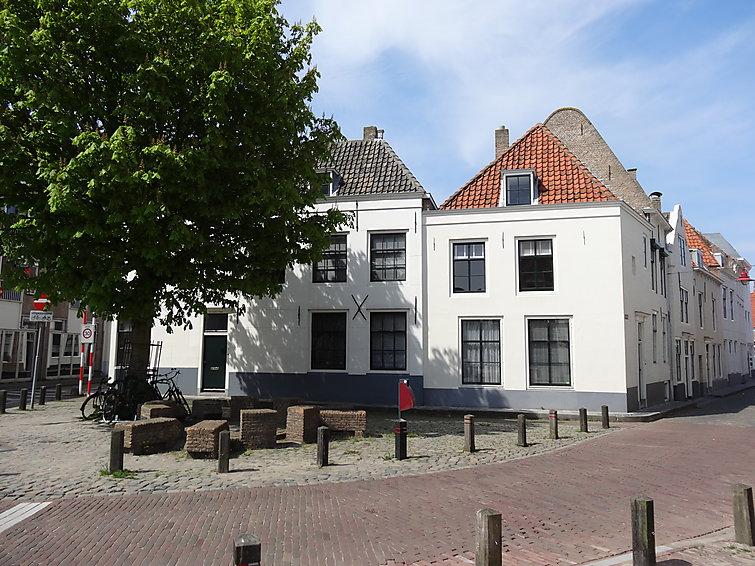 Ubytování v Nizozemí, Middelburg