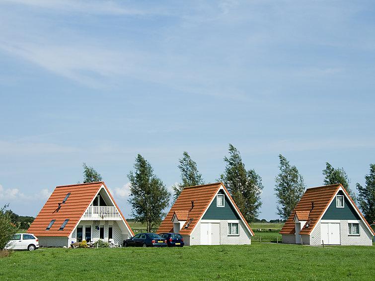 Ubytování v Nizozemí, Den Oever