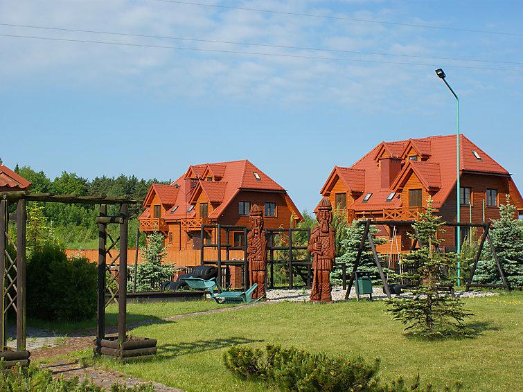 Ubytování v Polsku, Mikolajki