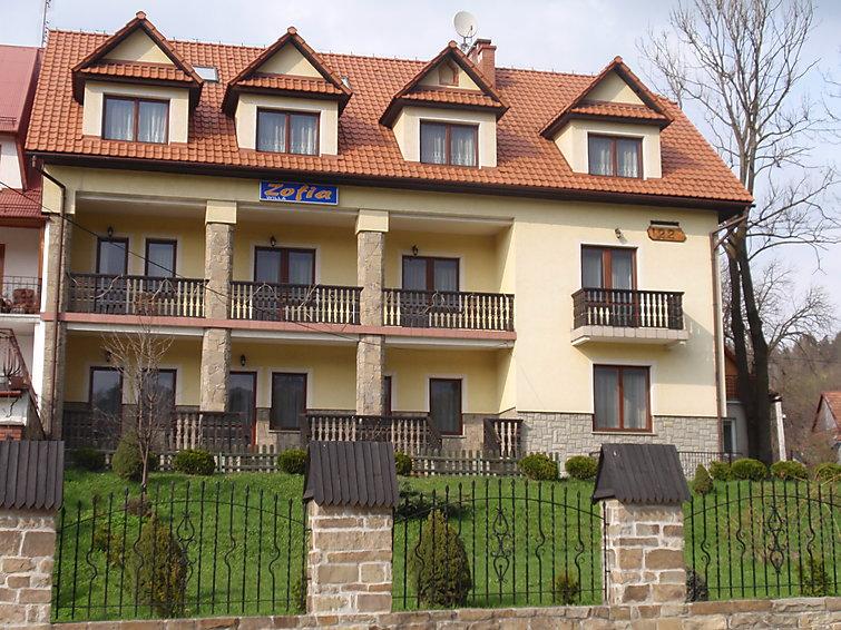 Ubytování v Polsku, Rabka