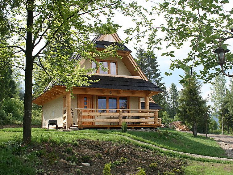 Ubytování v Polsku, Wetlina