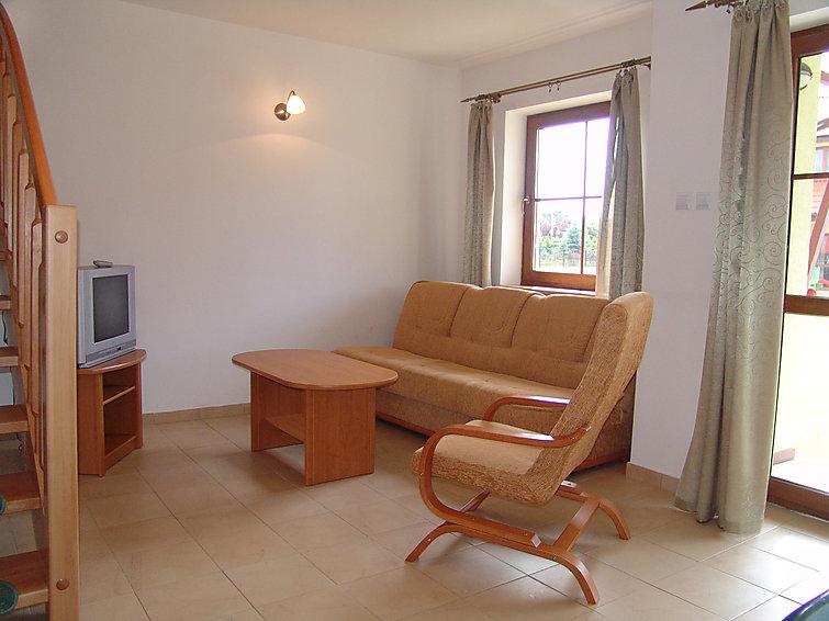 Ubytování v Polsku, Rowy