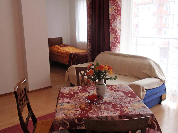 Ubytování v Polsku, Kolobrzeg
