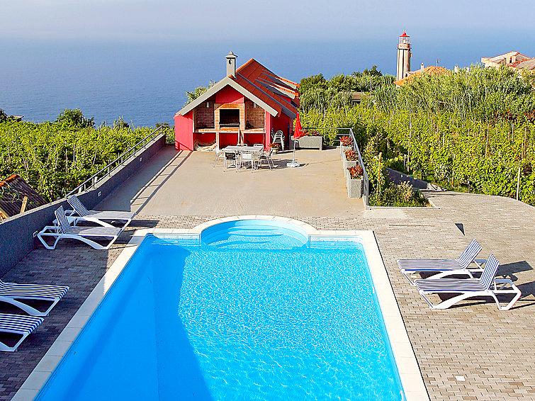 Ubytování v Portugalsku, Madeira/Santana
