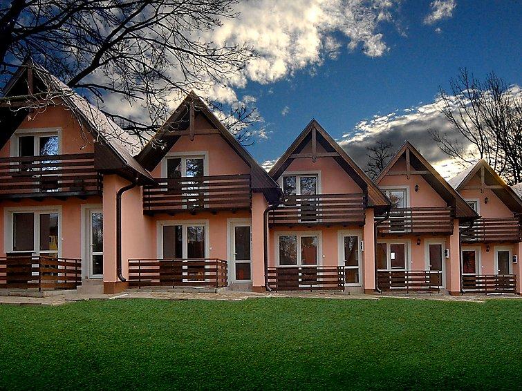 Ubytování na Slovensku, Velký Slavkov