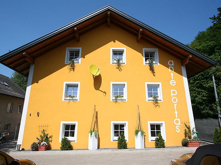 Ubytování v Rakousku, Salcburk