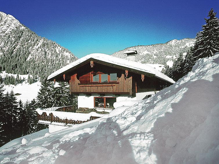 Ubytování v Rakousku, Alpbach