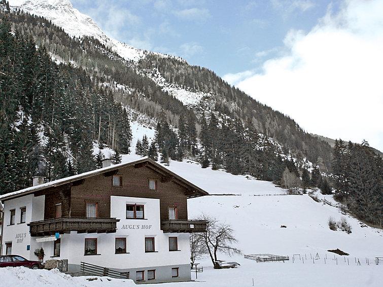 Ubytování v Rakousku, Ischgl