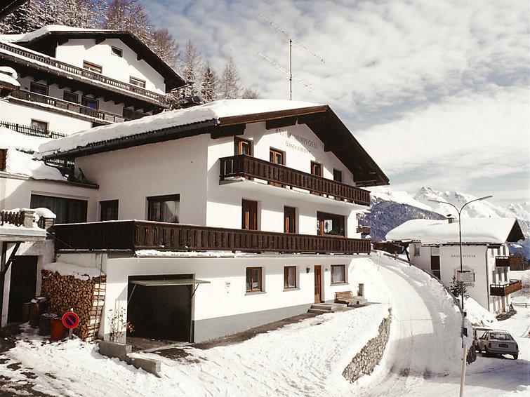 Ubytování v Rakousku, Sankt Anton am Arlberg