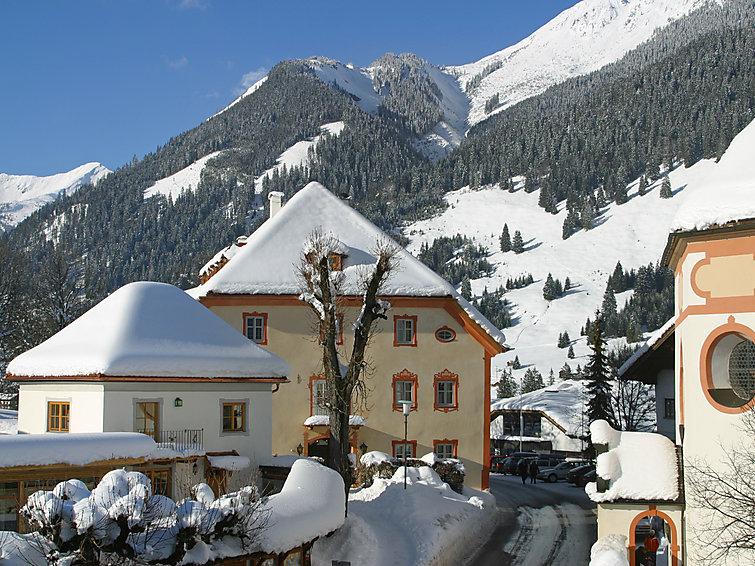 Ubytování v Rakousku, Lermoos