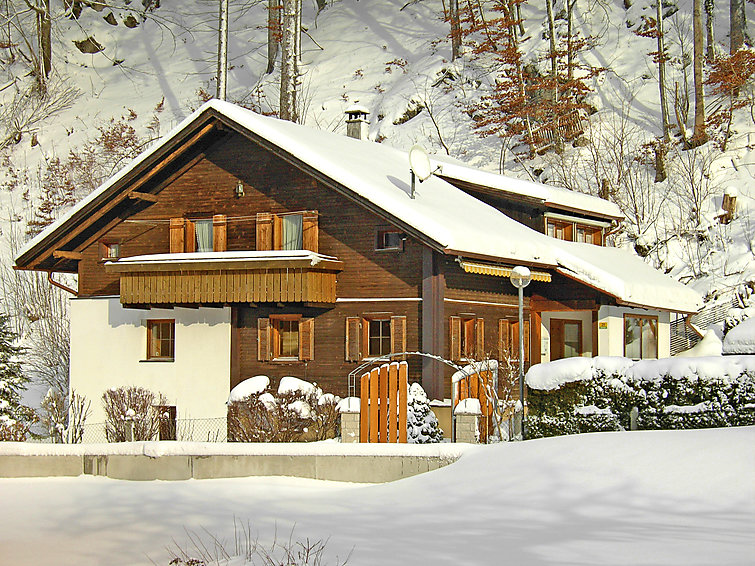 Ubytování v Rakousku, Sankt Anton im Montafon