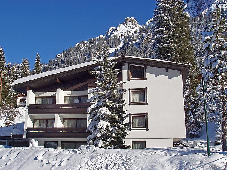 Ubytování v Rakousku, Gargellen