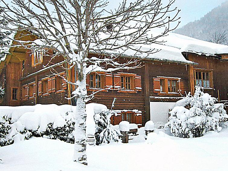 Ubytování v Rakousku, Sankt Gallenkirch
