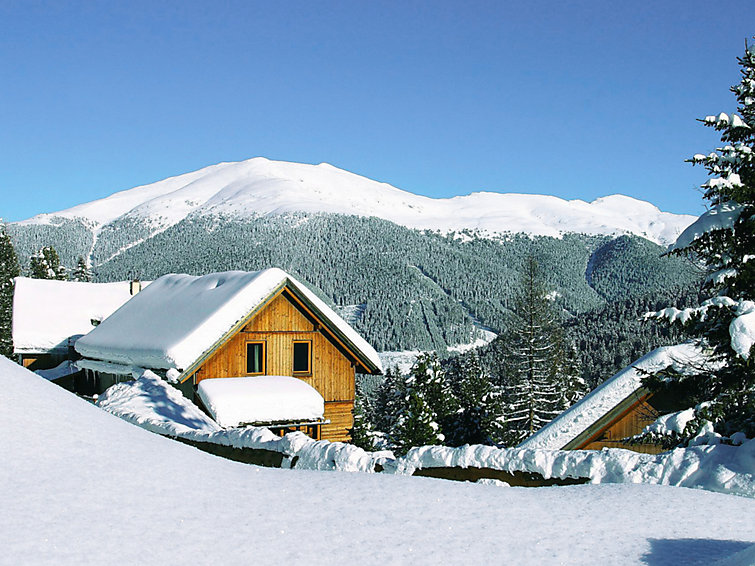 Ubytování v Rakousku, Turracher Höhe