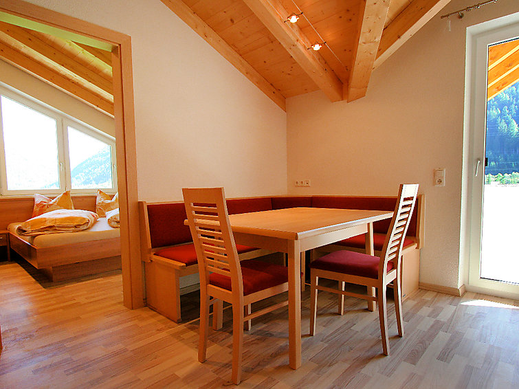 Ubytování v Rakousku, Pettneu am Arlberg