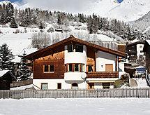 Ubytování v Rakousku v apartmánu Mattle, Pettneu am Arlberg (Rakousko, Arlberg, Pettneu am Arlberg)