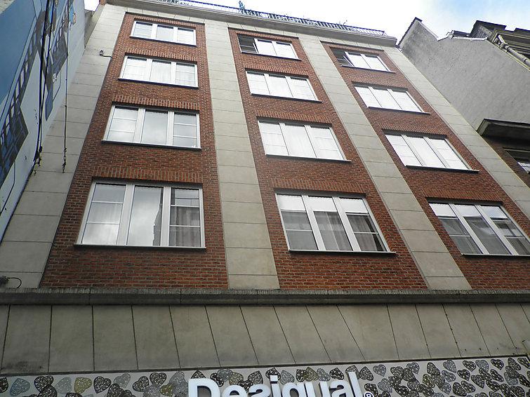 Ubytování v Belgii, Brusel/Bruxelles