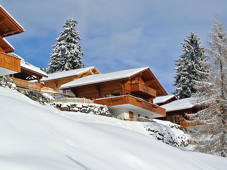 Ubytování ve Švýcarsku, Leysin