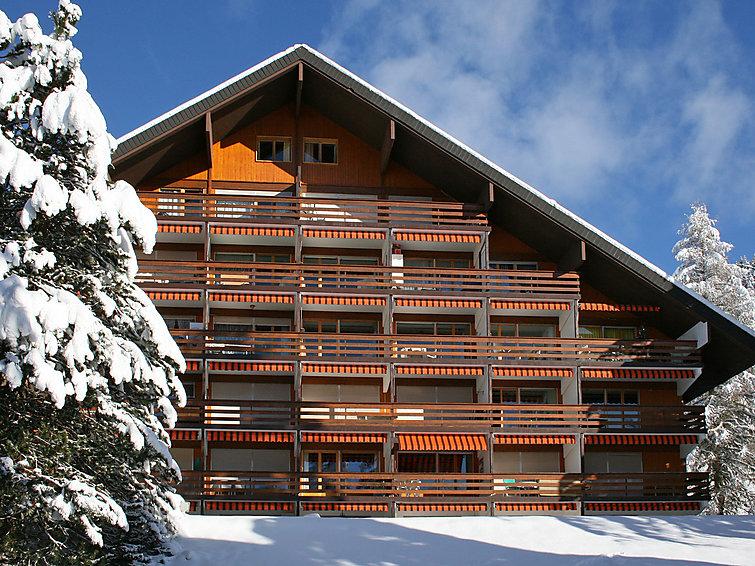 Ubytování ve Švýcarsku, Villars
