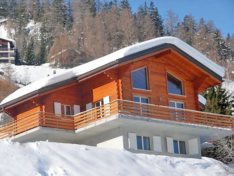 Ubytování ve Švýcarsku, La Tzoumaz