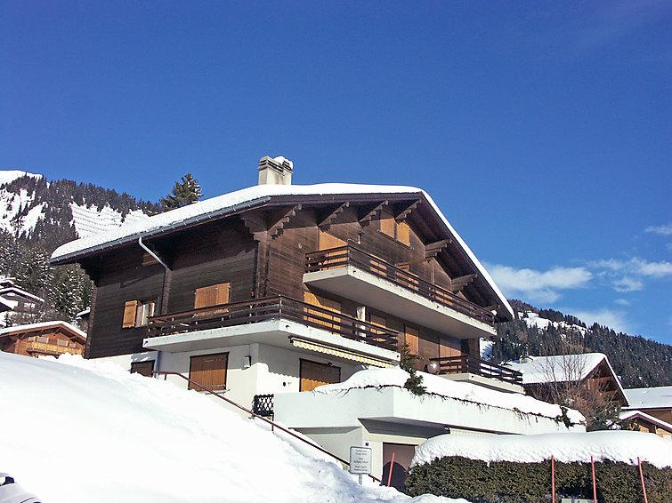 Ubytování ve Švýcarsku, Anzère