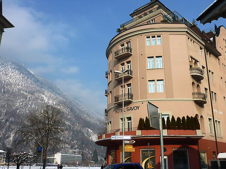 Ubytování ve Švýcarsku, Interlaken