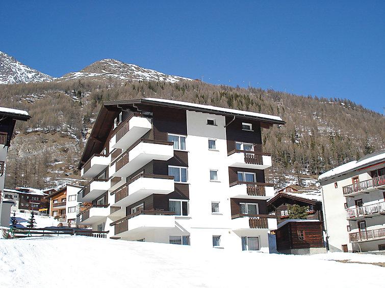 Ubytování ve Švýcarsku, Saas Fee