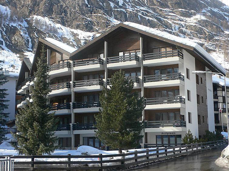Ubytování ve Švýcarsku, Zermatt