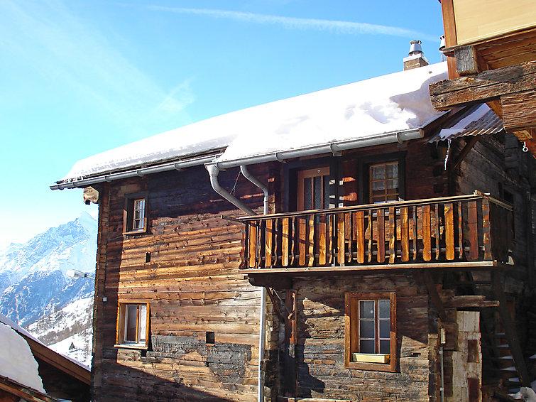 Ubytování ve Švýcarsku, Törbel