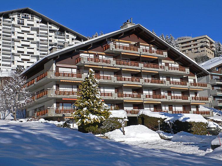 Ubytování ve Švýcarsku, Crans-Montana