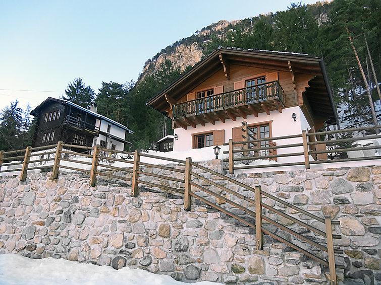 Ubytování ve Švýcarsku, Vercorin