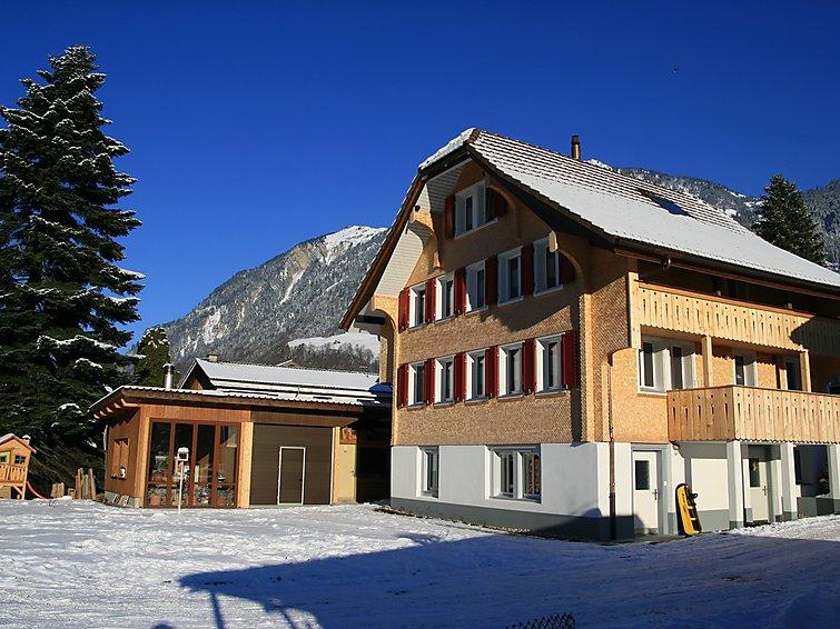Ubytování ve Švýcarsku, Lungern