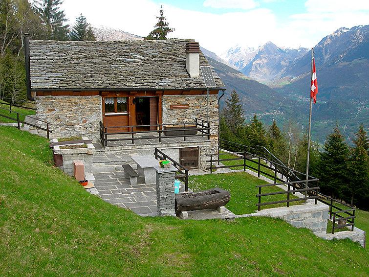 Ubytování ve Švýcarsku, Bleniotal/Leontica