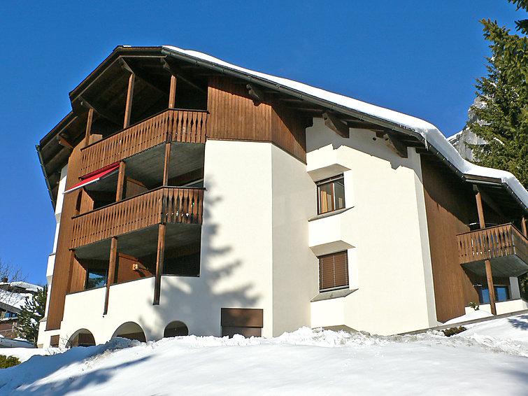 Ubytování ve Švýcarsku, Flims
