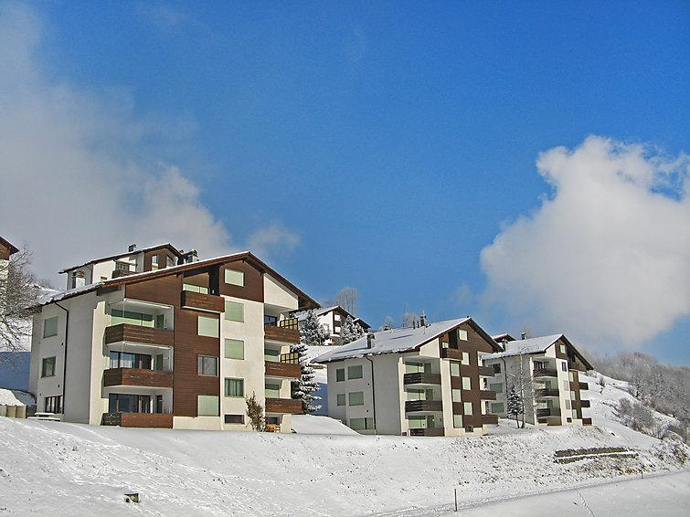 Ubytování ve Švýcarsku, Breil/Brigels