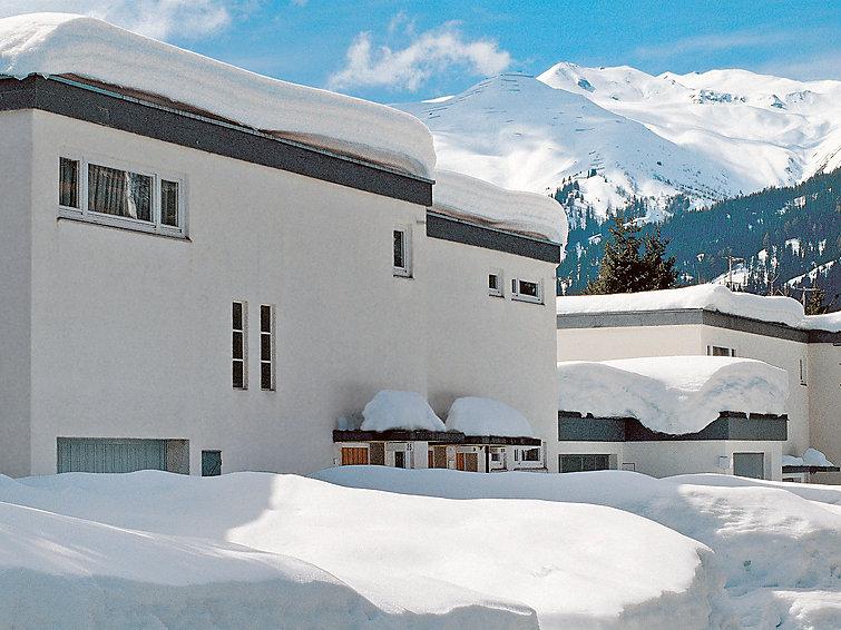 Ubytování ve Švýcarsku, Davos